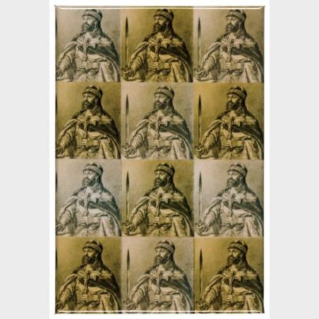 Magnes – Jan Matejko, Mieszko I, Poczet królów polskich