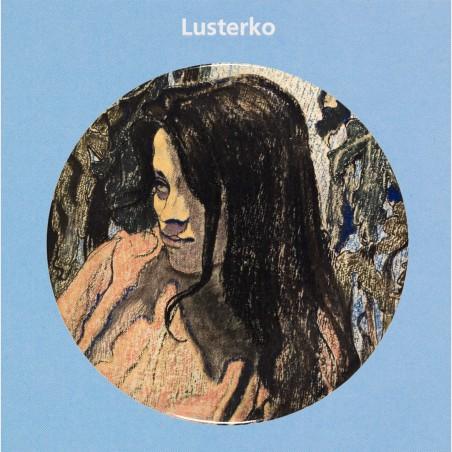 """Lusterko Stanisław Wyspiański """"Portret Maryny Pareńskiej"""""""