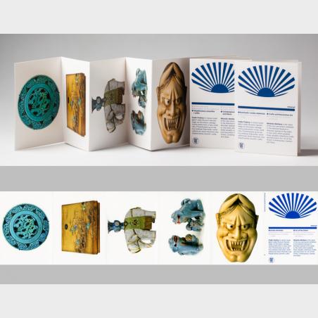 Leporello Cudo–Twórcy Sztuka Wschodu