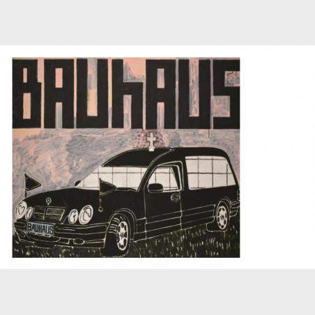 Pocztówka – Marek Sobczyk, Bauhaus (Projekt samochodu...