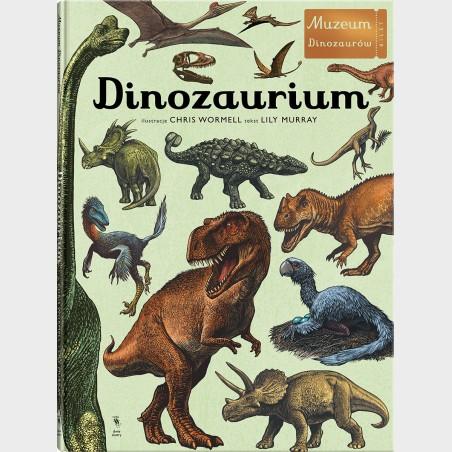 Dinozaurium. Muzeum dinozaurów