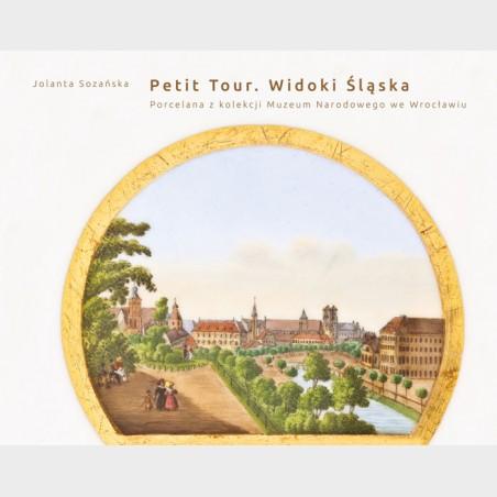 'Petit Tour' Widoki Śląska. Porcelana z kolekcji Muzeum...