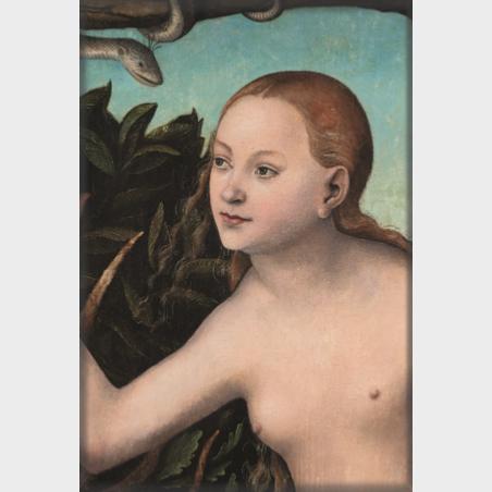 Magnes – Lucas Cranach starszy, Ewa