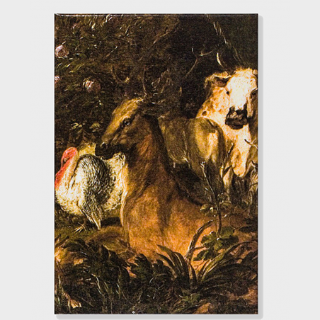 Magnes – Michael Willman, Orfeusz grający zwierzętom (zwierzęta)