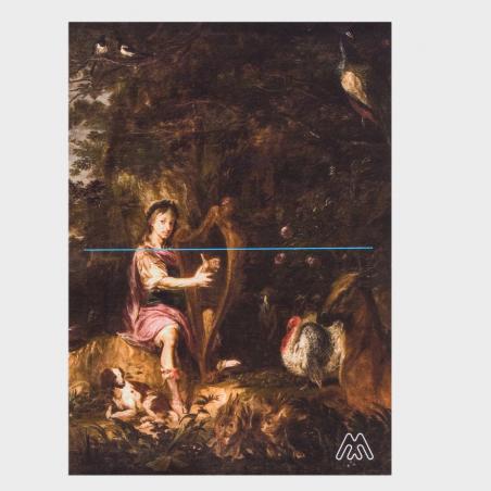 Notes – Michael Willmann, Orfeusz grający zwierzętom