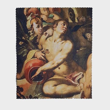 Ściereczka – Abraham Bloemaert, Mity Apollinskie
