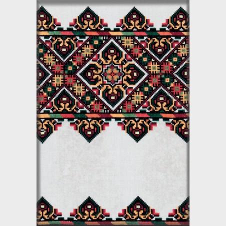 Magnes – Ręcznik (haft krzyżykowy na płótnie bawełnianym)