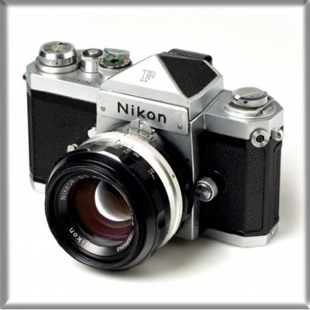 Magnes – Aparat fotograficzny Nikon F