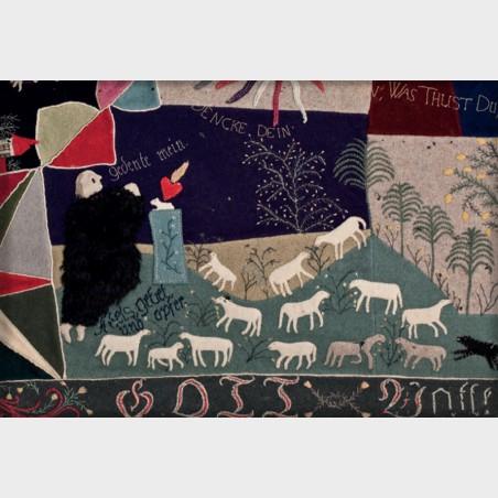 Magnes – Tkanina mozaikowa z Historią zbawienia, Zgorzelec