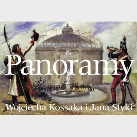 Panoramy Wojciecha Kossaka iJana Styki
