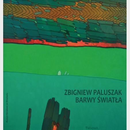 Zbigniew Paluszak. Barwy światła