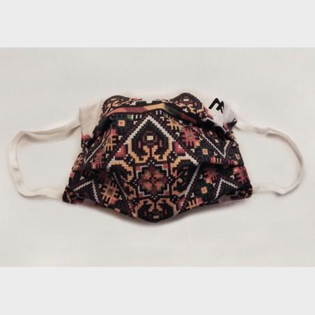 Maseczka – Ręcznik (haft krzyżykowy na płótnie bawełnianym)