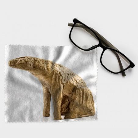 Ściereczka do okularów – Magdalena Abakanowicz, Siedzący...