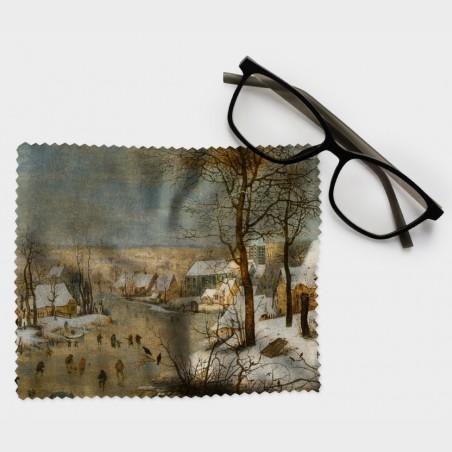 Ściereczka do okularów – Pieter Brueghel młodszy (pracownia),...