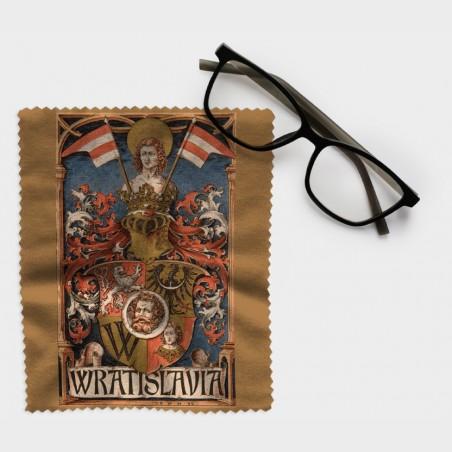 Ściereczka do okularów – Rytownik nieznany wg Ottona Huppa...