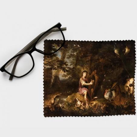 Ściereczka do okularów – Michael Willmann, Orfeusz grający...