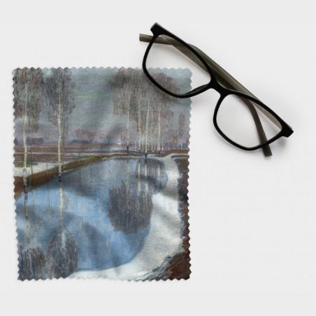 Ściereczka do okularów – Max Wislicenus, Przedwiośnie