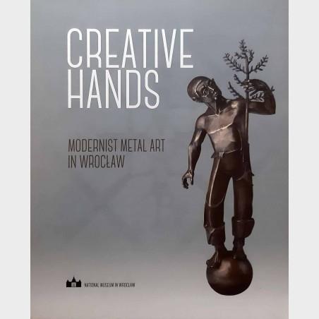 Creative hands - modernist metal art in Wrocław
