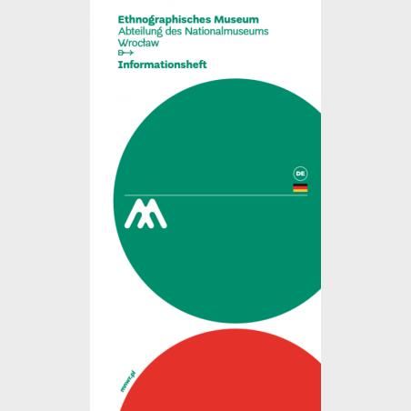 Informationsheft – Ethnographisches Museum Abteilung des...