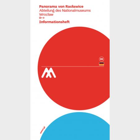 Informationsheft – Panorama von Racławice Abteilung des...